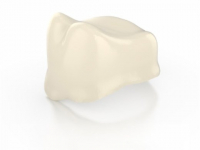 Bruxzir Zirconia Coping